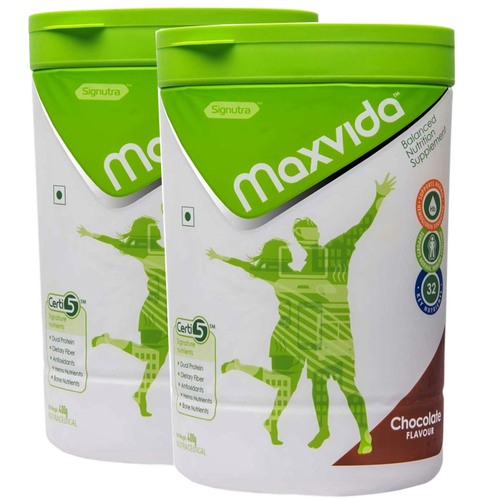 MAXVIDA Chocolate 0
